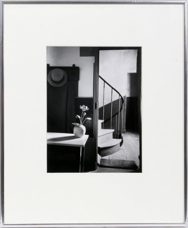 082014: ANDRE KERTESZ SILVER PRINT LATER IMPRESSION