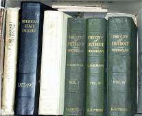 020469 REFERENCE BOOK GROUP C 18551955 6 PCS