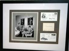 110185: HENRY FORD II, BENSON FORD & W. CLAY FORD