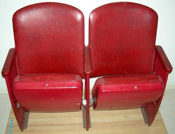 120038: OLYMPIA STADIUM DETROIT, MI., SPECTATOR SEATS