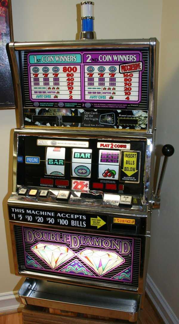 Diamond Tower Slot Machine