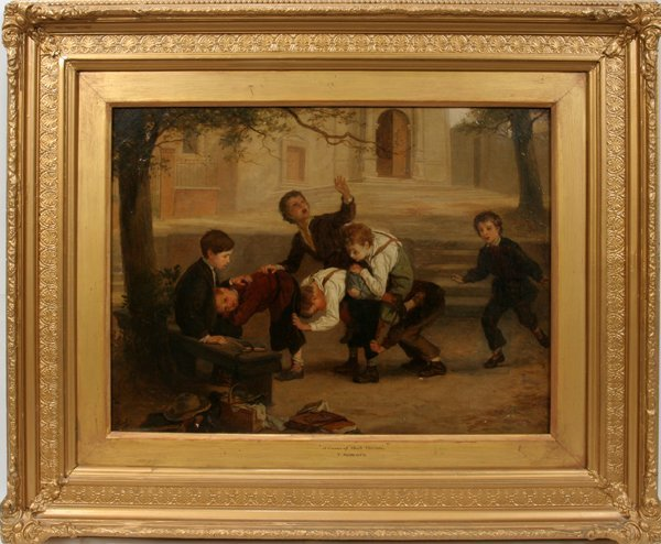 "122007: THOMAS E. ROBERTS OIL ""A GAME OF WEAK HORSES"""