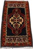 TURKISH HAND WOVEN WOOL ANATOLIAN MAT