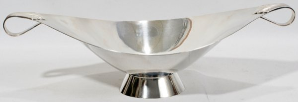 021004: TIFFANY & CO. STERLING CENTERPIECE BOWL