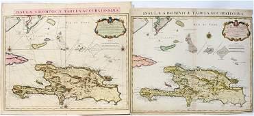 022310: J. COVENS & C. MORTIER, MAPS, ST. DOMINICA
