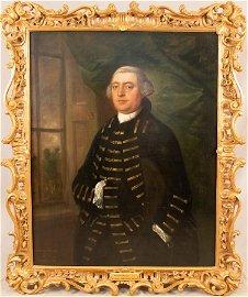 THOMAS GAINSBOROUGH OIL ON CANVAS, 1762, W. HANSON
