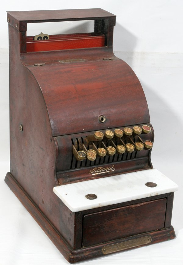 030547: NATIONAL CASH REGISTER, #2200708/711,