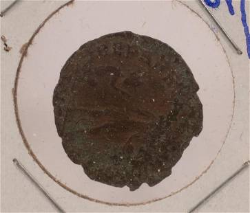 ASIAMINOR BRONZE COIN GRATIAN EMPEROR AND REV