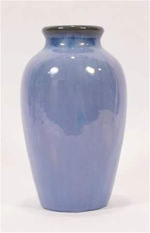"FULPER ART POTTERY VASE, C. 1920, H 10"", DIA 5.5"""