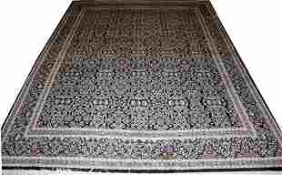 "PERSIAN CARPET, C. 1920 13' 1"" X 9' 9"""