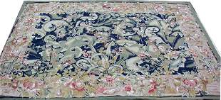 """CHINESE TAPESTRY 7' 8"""" X 6' 3"""""""
