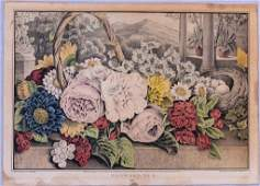 NATHANIEL CURRIER (AMERICAN, 1813–1888) HANDCOLORED