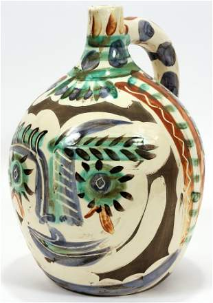 PABLO PICASSO (SPANISH, 1881–1973) WHITE