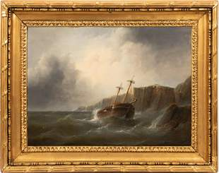 CHRISTIAN CORNELIS KANNEMANS (DUTCH 1812 - 84), OIL ON