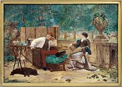 AFTER LOUIS AUGUSTE GEORGES LOUSTAUNAU (FRENCH,