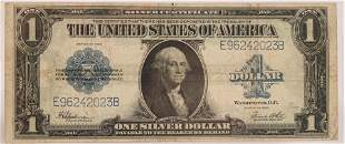 U.S. 1923 $1.DOLLAR PAPER CURRENCY NOTE, S/N # E -