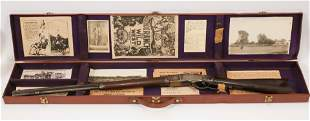 WINCHESTER MODEL 1873 LEVEL ACTION RIFLE, .32 CAL.,