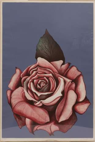 LOWELL BLAIR NESBITT (AMERICAN, 1933-1993) LITHOGRAPH &