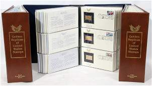 020340 US STAMP COLLECTION MINI SHEETS POSTAGE  PLATE