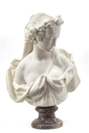 JOSSE FRANCOIS LE RICHE (FRENCH, 1738-1812) CARRERA