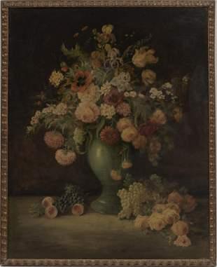 ARCHIE PALMER WIGLE, (AMER, 1881–1969) OIL ON