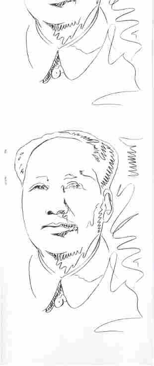 ANDY WARHOL (AMERICAN 1928-1987) LA BIENNALE VENICE