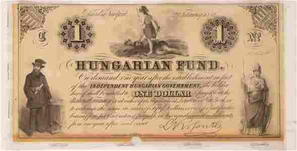 U.S. HUNGARIAN FUND FOR INDEPENDENT HUNGARIAN