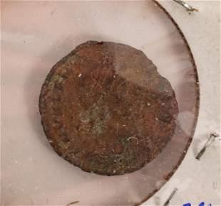 ASIA MINOR, ANCIENT COIN, SECURITAS REPUBLICAE