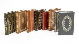 FRANKLIN MINT, HARVARD CLASSICS, ECT. BOOKS