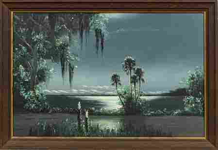 GEORGE BUCKNER, FLORIDA HIGHWAYMEN, COASTAL VIEW