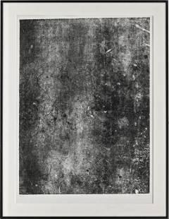 JEAN DUBUFFET LITHOGRAPH ON PAPER, 1959, LA SUIE