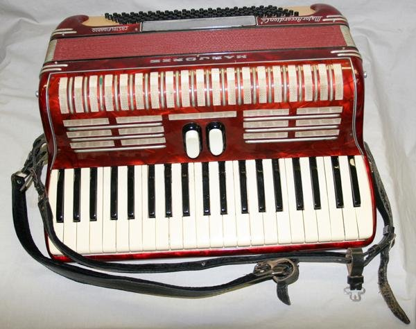 070359: MAJOR ACCORDION CO CASTELFIDARDO - ACCORDION