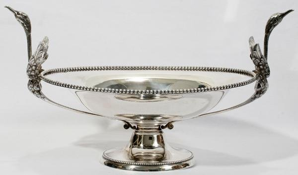 072005: BALL, BLACK & CO. STERLING CENTERPIECE BOWL,