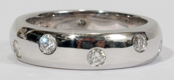 090007: .50 CT. DIAMOND BAND