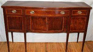 HICKORY CHAIR CO MAHOGANY SIDEBOARD H 41