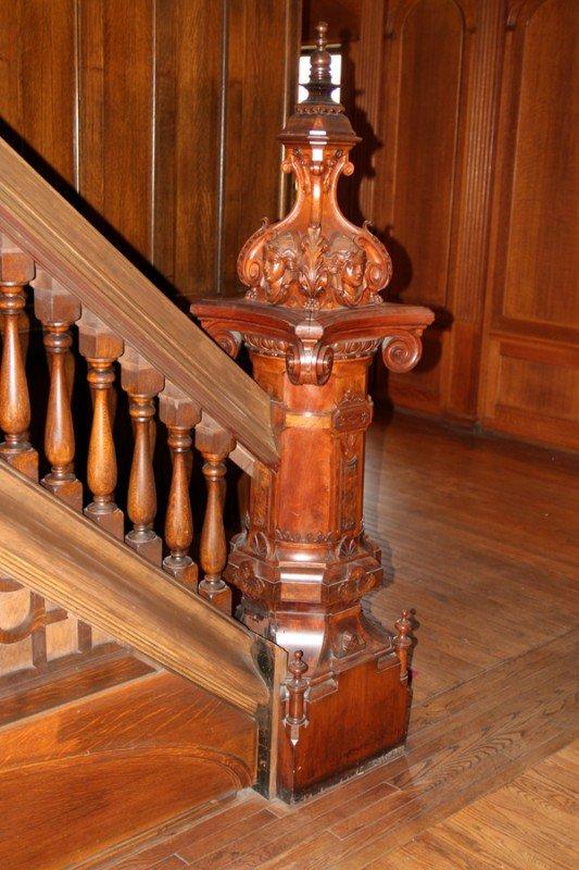 "Oak Paneled Room: 120008: VICTORIAN OAK PANELED ROOM, 10' 3"" X 105' 5"" : Lot"
