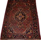 010237 MALAYER PERSIAN WOOL RUG ANTIQUE 410 X 36