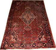 012350 HAMADAN PERSIAN ORIENTAL RUG 44 X 610
