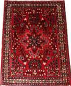 012364 SAROUK PERSIAN ORIENTAL RUG CIRCA 1940 2 X