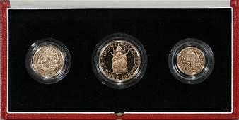 060157 UNITED KINGDOM GOLD COINS QUEEN ELIZABETH II
