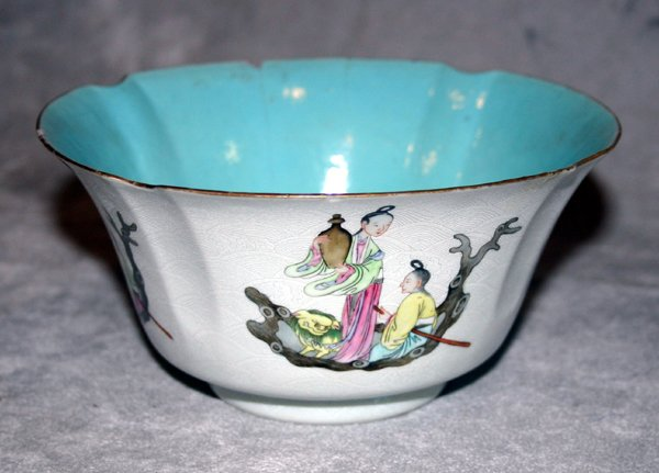 061517: CHINESE PORCELAIN BOWL