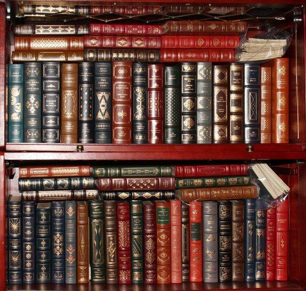 051437: WORLD'S GREATEST NOVELS, BOOKS, 114 VOLUMES,
