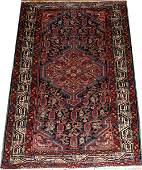 071002 HAMADAN PERSIAN ORIENTAL CARPET 4 0 X 2 8