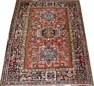 071003 HAMADAN PERSIAN ORIENTAL CARPET 4 8 X 3 6