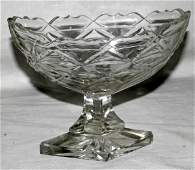071147: WATERFORD CRYSTAL COMPOTE