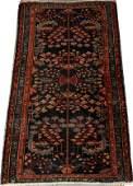062410 IRANIAN HAMADAN ORIENTAL RUG C 1930 55 X 31