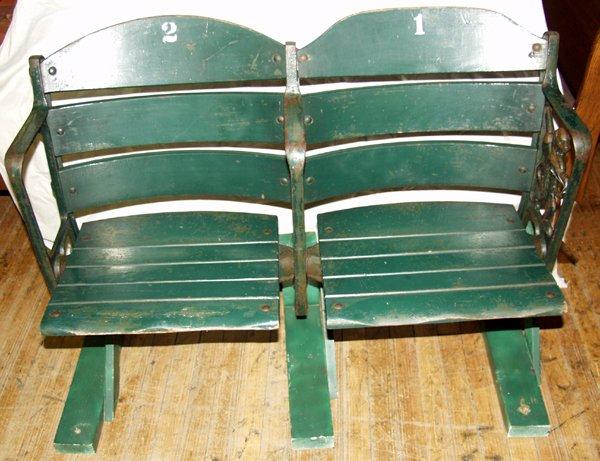 080025: TIGER STADIUM SEATS