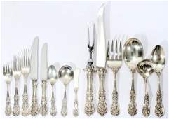 091040 REED  BARTON FRANCIS I STERLING FLATWARE