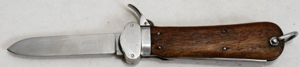 100305: PAUL WEYERSBERG & CO. LUFTWAFFE, GRAVITY KNIFE,