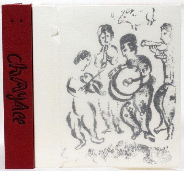 112042: MARC CHAGALL CATALOGUE RAISONNE LITHOGRAPHS